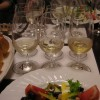 本日ワインスクール お昼の部 ヴィンテージ違い飲み比べ