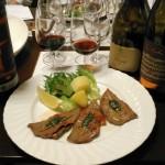 イタリアワインの飲み比べ